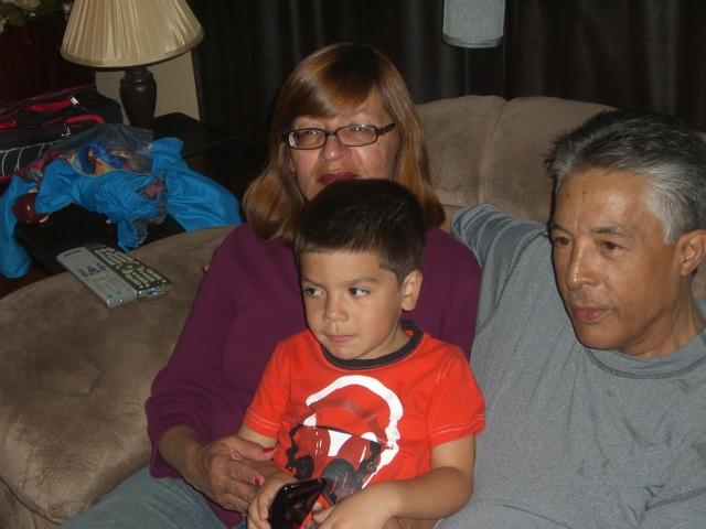 Gumersindo and Family